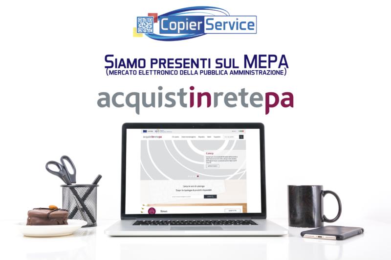 Siamo Presenti sul MEPA